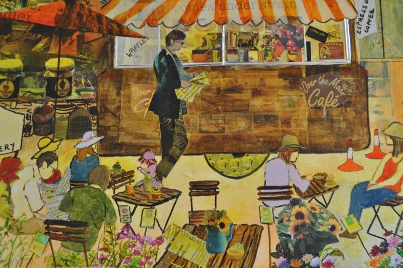 Walberswick Jul '12 + market painting 002