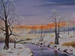 Winter on the River Alde